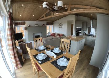Thumbnail 2 bed mobile/park home for sale in White Acres Holiday Park, Newquay