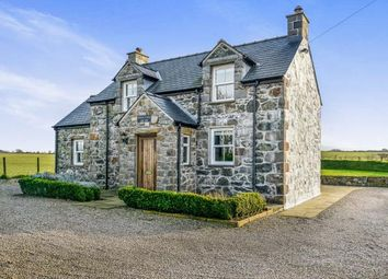 Thumbnail 4 bed detached house for sale in Llangwnadl, Gwynedd