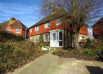 Thumbnail 3 bedroom semi-detached house for sale in Mill Road, Hailsham