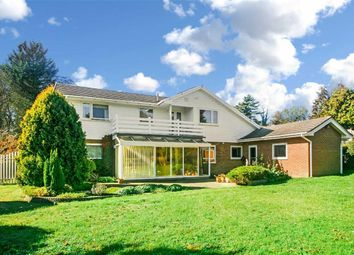 Thumbnail 4 bedroom detached house for sale in Woodcote Park Avenue, Woodcote Estate, Purley, Surrey