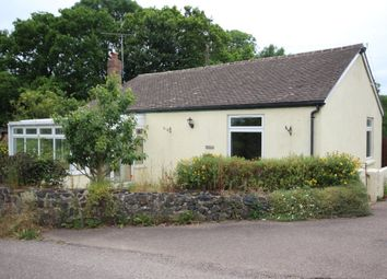 Thumbnail 2 bed detached bungalow for sale in Lapford, Crediton