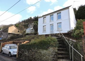 Thumbnail 3 bed detached house for sale in Dyffryn Road, Alltwen, Pontardawe, Swansea
