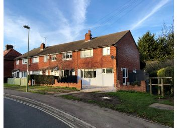 Thumbnail 3 bed end terrace house for sale in Funtley Road, Funtley