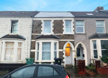 Thumbnail 5 bed terraced house for sale in Llantrisant Street, Cathays, Cardiff