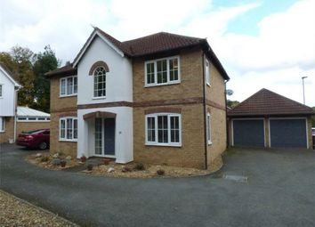 Thumbnail 4 bed detached house for sale in Borthwick Park, Orton Wistow, Peterborough, Cambridgeshire