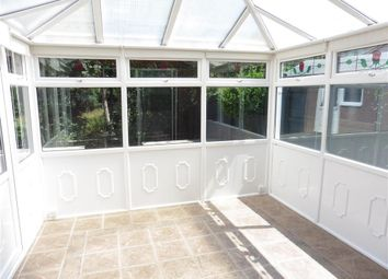 Thumbnail 3 bed detached house for sale in Eagle Close, Uckfield, East Sussex