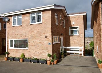 Thumbnail 3 bed detached house for sale in Field Rise, Burton-On-Trent, Staffordshire
