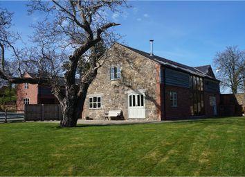 Thumbnail 5 bed barn conversion for sale in Bausley, Shrewsbury