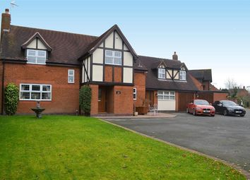 Thumbnail 5 bed detached house for sale in Paskin Close, Fradley, Lichfield