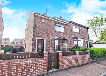 Thumbnail 2 bed semi-detached house for sale in Eden Dale, Crawcrook, Ryton
