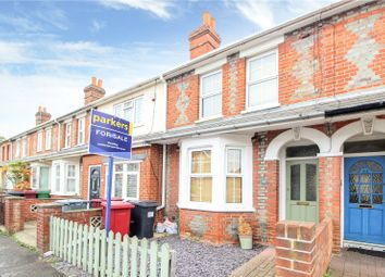 Thumbnail 2 bedroom terraced house for sale in Briants Avenue, Caversham, Reading, Berkshire