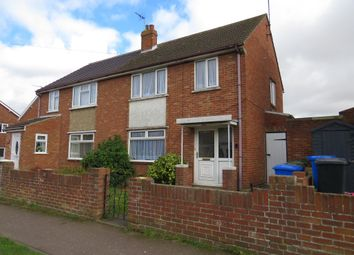 3 bed semi-detached house for sale in Newark Road, Lowestoft NR33