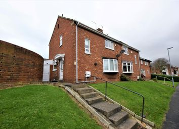 Thumbnail 3 bed semi-detached house for sale in Gilbert Road, Peterlee, County Durham