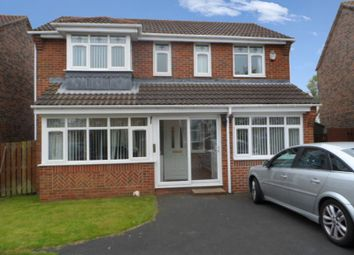Thumbnail 3 bed detached house for sale in Wheatfields, Seaton Delaval, Whitley Bay