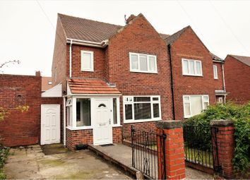 Thumbnail 2 bed semi-detached house for sale in Quarry Road, Sunderland