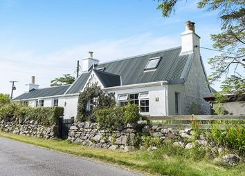 Thumbnail 3 bed detached house for sale in A, Laide, Achnasheen
