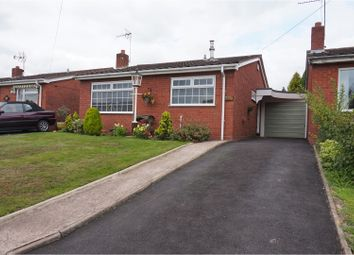 Thumbnail 2 bed detached bungalow for sale in Jubilee Drive, Highley, Bridgnorth