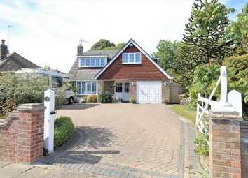 Thumbnail 3 bed detached house for sale in Woodsgate Park, Bexhill On Sea, East Sussex