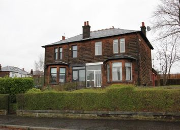 Thumbnail 4 bed semi-detached house to rent in Essex Drive, Glasgow