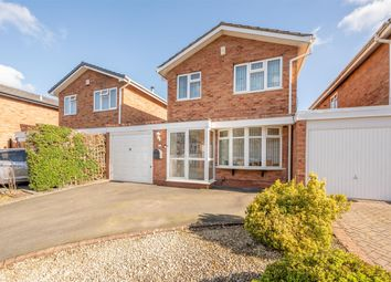 Kingfisher Close, Sedgley DY3. 3 bed detached house for sale