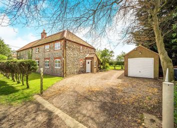 Thumbnail 3 bed cottage for sale in Buxton Road, Cawston, Norwich