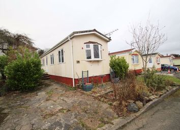 Thumbnail 1 bed mobile/park home for sale in Sun Valley Park, St. Columb