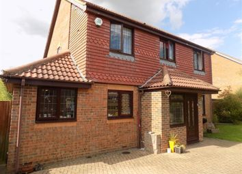 Thumbnail 4 bed property to rent in Coopers Way, Hailsham