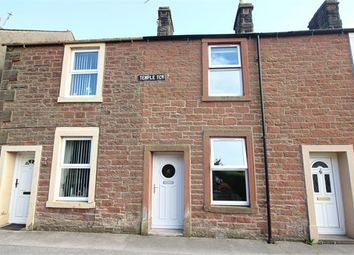 Thumbnail 2 bed terraced house for sale in Temple Terrace, Aspatria, Wigton
