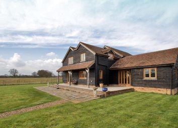Thumbnail 4 bed farmhouse for sale in Tilden Lane, Marden