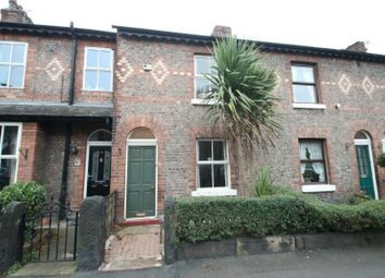 Thumbnail 2 bed terraced house for sale in Church Lane, Sale