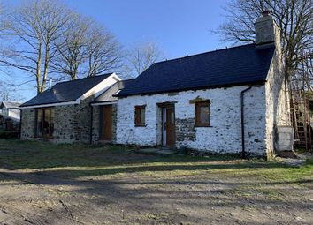 Thumbnail 2 bed detached house for sale in Bethania, Llanon, Ceredigion