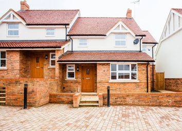 Thumbnail 4 bed semi-detached house for sale in The Sidings Buckingham, Buckingham