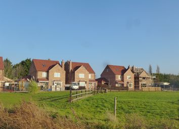 Thumbnail 4 bed detached house for sale in Hill Farm Lane, Walpole St. Peter, Wisbech