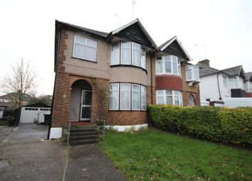Thumbnail 3 bed semi-detached house to rent in Elmwood Cresecent, London