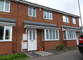 Thumbnail 3 bedroom terraced house to rent in Stratfield Way, Kettering