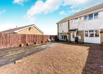 Thumbnail 4 bed semi-detached house for sale in Monmouth Drive, Merthyr Tydfil