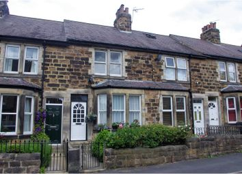 Thumbnail 2 bed terraced house for sale in Dragon Terrace, Harrogate