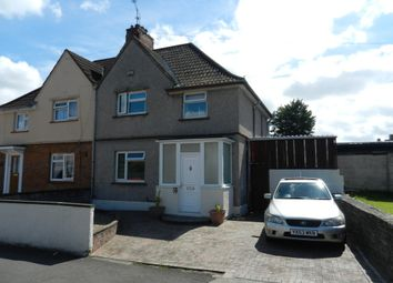Thumbnail 3 bed semi-detached house for sale in Galway Road, Knowle, Bristol