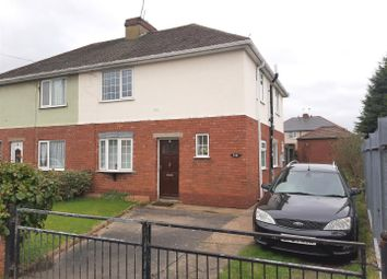 Thumbnail 3 bedroom semi-detached house for sale in Hardwick Crescent, Worksop