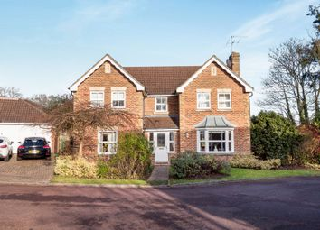 Thumbnail 4 bed detached house to rent in Roundshead Drive, Warfield, Bracknell