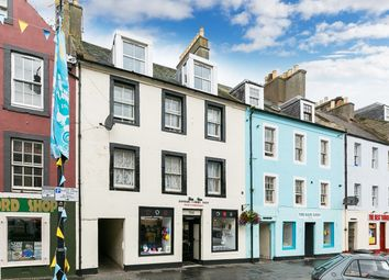 Thumbnail 2 bed flat for sale in High Street, Dunbar