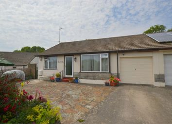 Thumbnail 2 bed semi-detached bungalow for sale in Bloom Fields, Tredarvah, Penzance