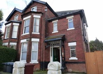 Thumbnail 2 bed flat to rent in Oak Avenue, Chorlton, Manchester
