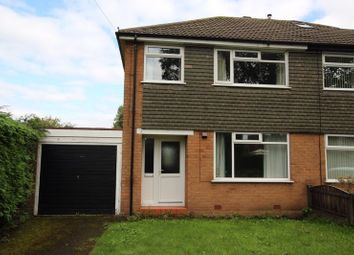 Thumbnail 3 bed semi-detached house for sale in Bradfield Road, Urmston, Trafford