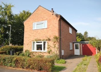 Thumbnail 3 bedroom detached house for sale in Bentham Way, Ely