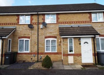 Thumbnail 2 bedroom terraced house for sale in Larkspur Gardens, Luton, Bedfordshire