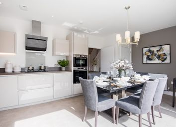Thumbnail 3 bed semi-detached house for sale in Plot 145 - The Drayton, Crowthorne