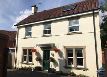Thumbnail Detached house for sale in Osmund Close, Nursteed, Devizes