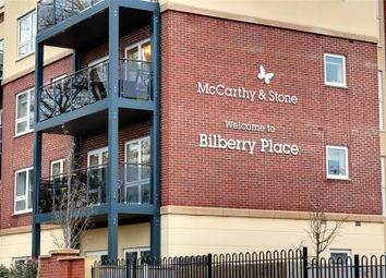 Thumbnail 1 bed flat for sale in Bilberry Place, Recreation Road, Bromsgrove, Worcestershire