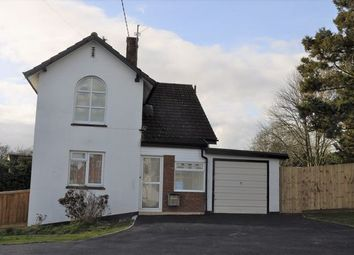 Thumbnail 3 bed detached house to rent in Crow Green, Cullompton